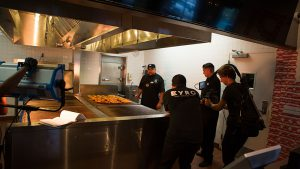 El Pollo Loco Video Production In Kitchen